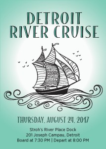 Detroit River Cruise 2017