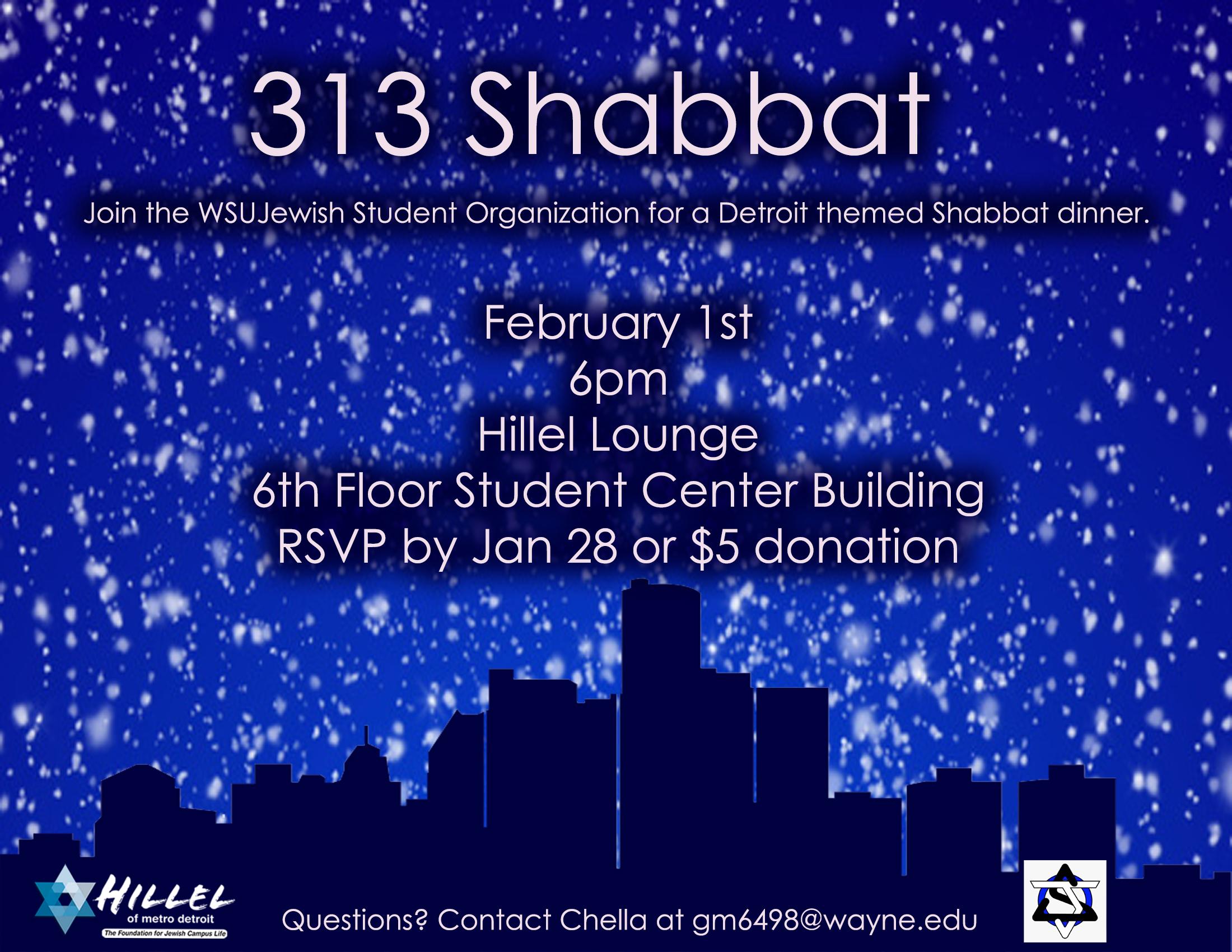 313 Shabbat