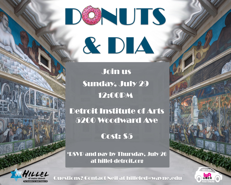 Donuts DIA