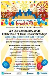 Israel @ 70 River Days
