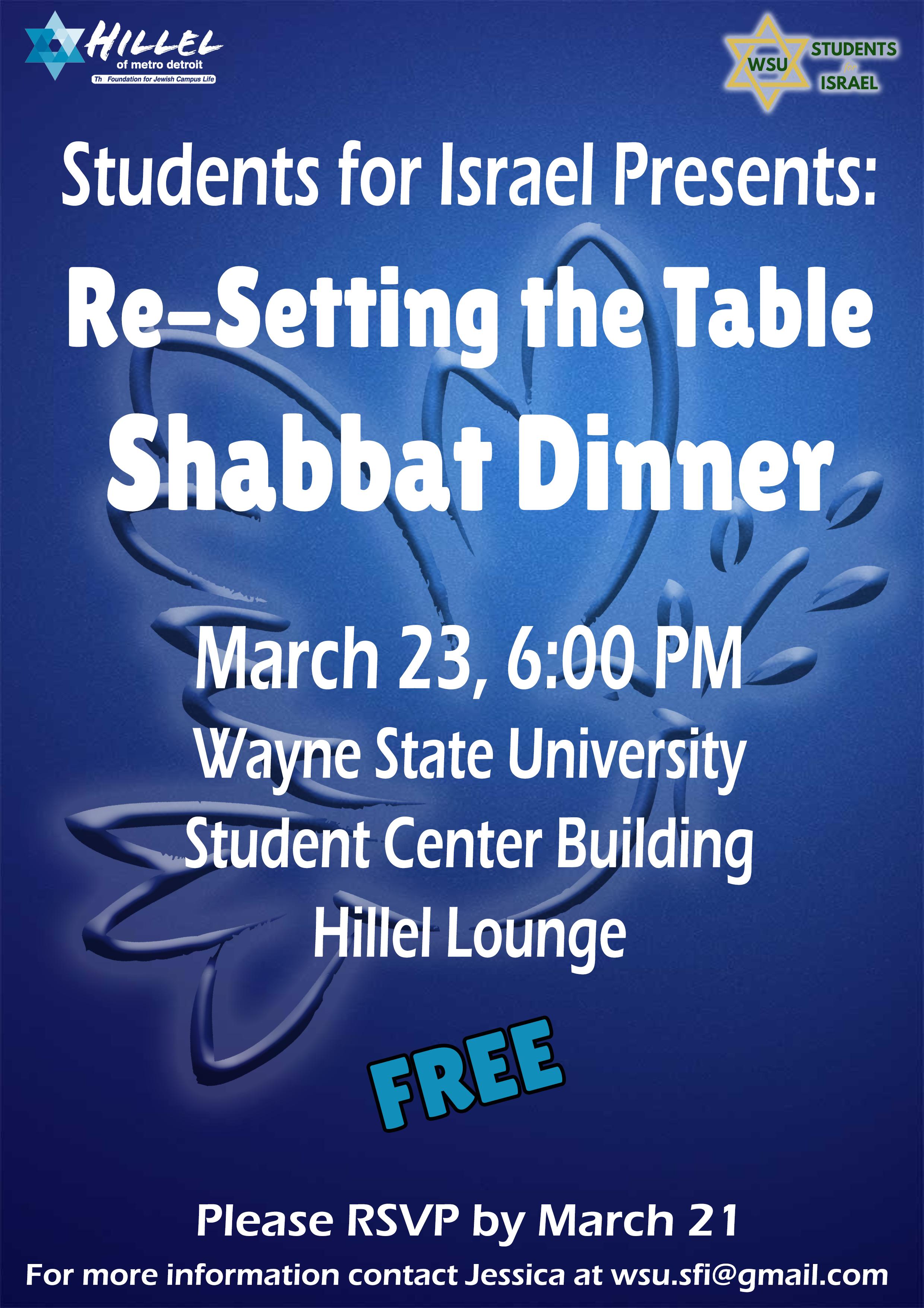 PeaceWeek-Shabbat