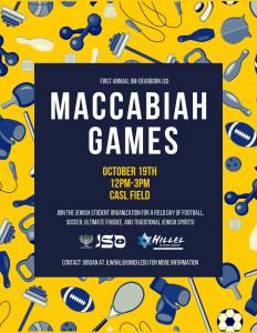 Maccabiah Games (Final)